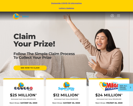 The California Lottery